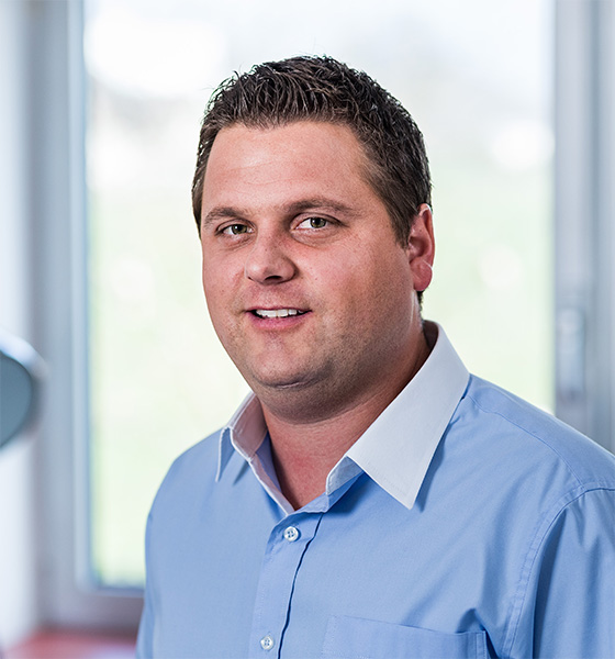 Dominik Ellenberger - Head of Operations bei Adcom
