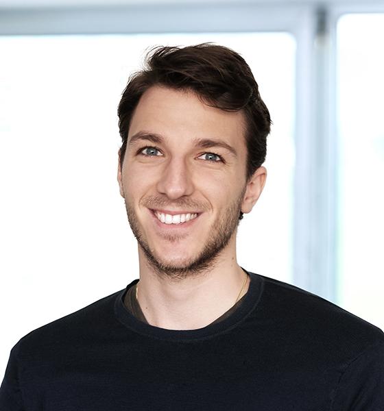 Lorenz Fischer - Junior Project Manager